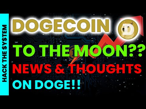 Dogecoin HUGE News - COINBASE & DOGE MANIA push t0 $1 🚀 ...
