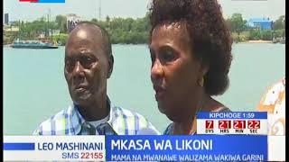 Mama mkwe wa Mariam Kidenga aliyefariki katika mkasa wa ferry asimulia kwa uchungu na majonzi hisia