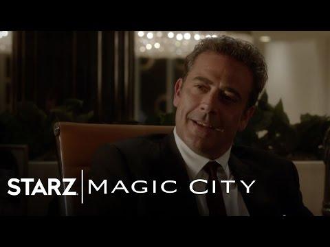 Magic City 2.02 (Clip 'The Shark')
