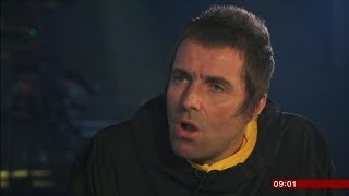 Liam Gallagher OASIS Songs are NOT Noel's. ALBUM interview 24/06/2019