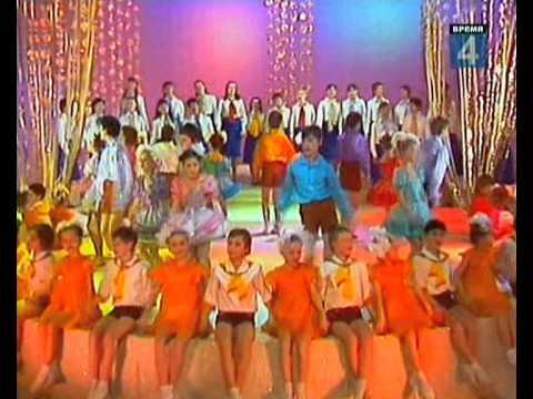 Смешная карусель. БДХ, 1984.