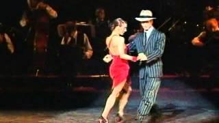 TANGO ARGENTINO come è uno show di Tango?