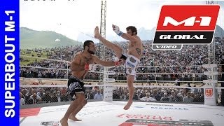 Турал Рагимов vs. Ли Моррисон | Tural Ragimov vs. Lee Morrison, M-1 Challenge 49