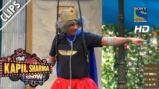 Dr Mashoor Gulati As Flying Jatt The Kapil Sharma ShowEpisode 35 20th August 2016