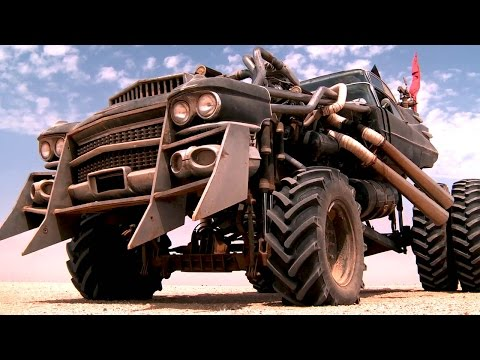 Mad Max: Fury Road Making-Of 'Worship the Vehicles'