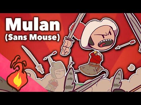 Mulan: Dívka, která se nemusela změnit, aby se stala hrdinkou