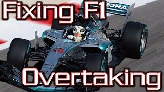6 Ways to Improve Overtaking Aerodynamics in Formula 1