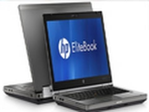 HP Unveil EliteBook Lineup 8460w, 8560w & 8760w! Follow Dell's Latest 17-inch Precision M6600!