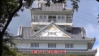 金華山、岐阜城から市内の絶景を見てみたらホントに絶景だった