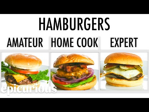 Amateur to Food Scientist Share Hamburger Cooking Tips