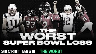 The Worst Super Bowl loss was so famously bad that all we have to say is 28-3 thumbnail