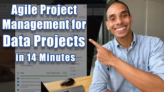 Agile Project Management for Data Projects in 14 Minutes