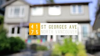 4175 St Georges Ave, North Vancouver | Karim Bhatia - 360hometours.ca