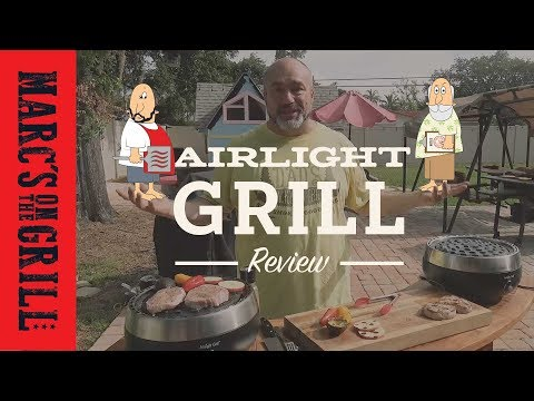Airlight Grill Review