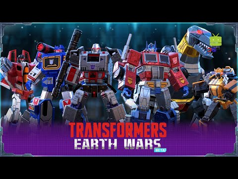 Transformers: Earth Wars Beta Android gameplay 1080p [HD]