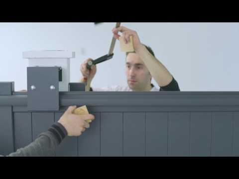 Installer son portail coulissant aluminium EMALU