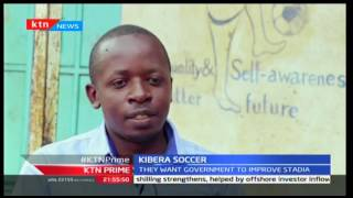 Kibera Girls Soccer Academy wants government to improve stadia