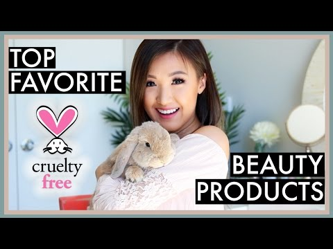 Top Favorite Cruelty Free Drugstore + High End Products | ilikeweylie