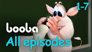 Booba - All 7 episodes - Cartoon for kids