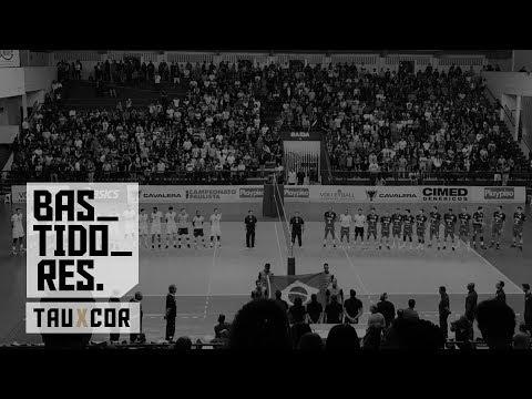 Bastidores - Taubaté 3x1 Corinthians-Guarulhos | Liga Paulista de Vôlei