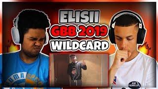 ELISII - Control GBB 2019 Wildcard ll REACTION! ll
