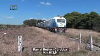 preview picture of video 'Tres pasadas del chino a Córdoba: en cercanías de Oliva, Oncativo y Manfredi'