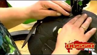 Как шьют кроссовки, процесс изготовления - видео онлайн