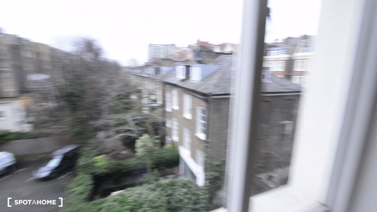 Cosy rooms to rent in 4-bedroom flatshare in Maida Vale