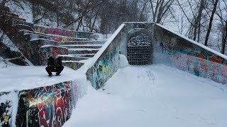 Urban Exploring Minnesota - The Amphitheater Drain (SI-EIV)