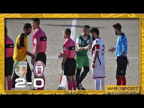 Preview video VILLAFRANCA/MESSANA - CITTA' DI TORREGROTTA  2-0