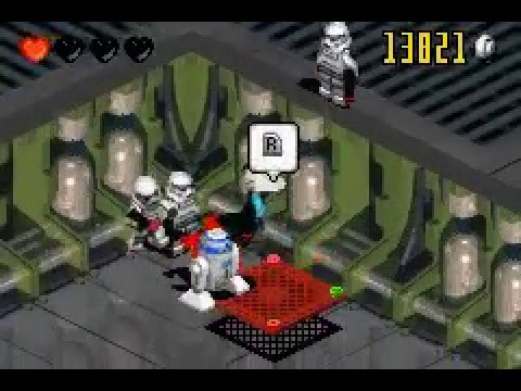 LEGO Star Wars II - The Original Trilogy (E)(Rising Sun) ROM < GBA ...