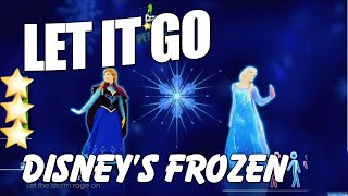 🌟 Just Dance 2015: Let It Go - Disney's Frozen Cover by Nicki Gonzalez  🌟