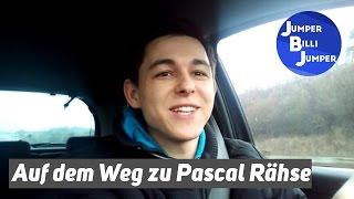 VLOG #001 Auf dem Weg zu Pascal Rähse