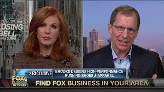 Brooks Running CEO mulls leaving China due to tariffs