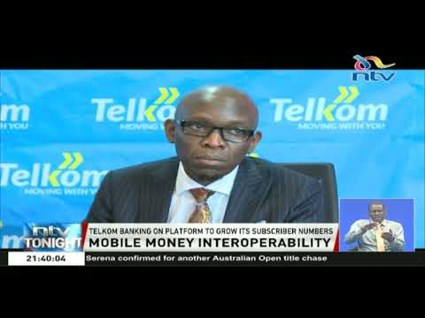 Telkom banking on mobile money platform to grow its subscriber numbers