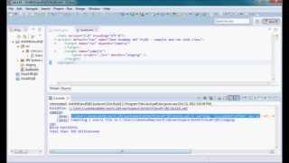 ANT Tutorial [02] - Compile and Run JAVA using ANT