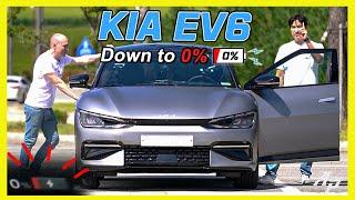 Kia EV6 2021 - dabar