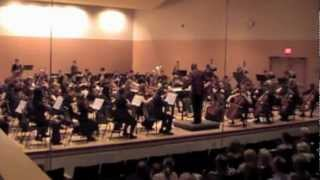 YPCO - Final Piece - Webster Community Music School - 1/13/13
