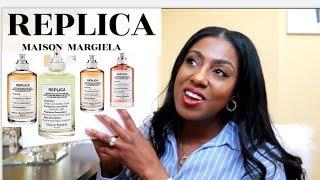 MAISON MARTIN MARGIELA FRAGRANCE SAMPLING | REPLICA LIPSTICK ON