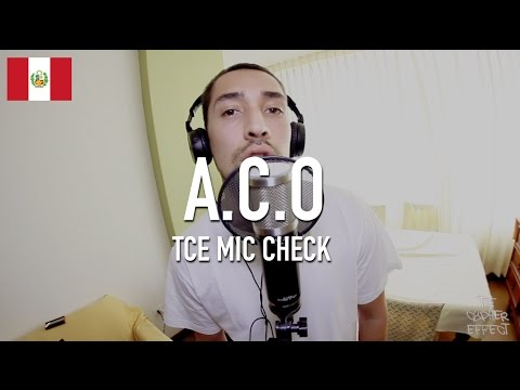A.C.O - El Feeling ( Prod. By Don-J HH ) [ TCE Mic Check ]