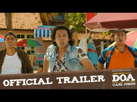 Doa   doyok otoy ali on    cari jodoh  official trailer