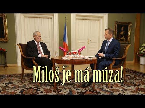 Quido MC - Miloš je má múza