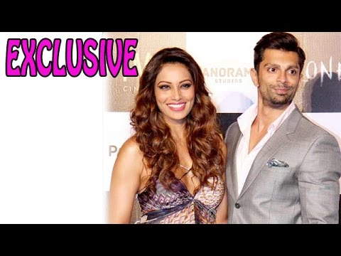 Bipasha Basu and Karan Singh Grover's CANDID inter