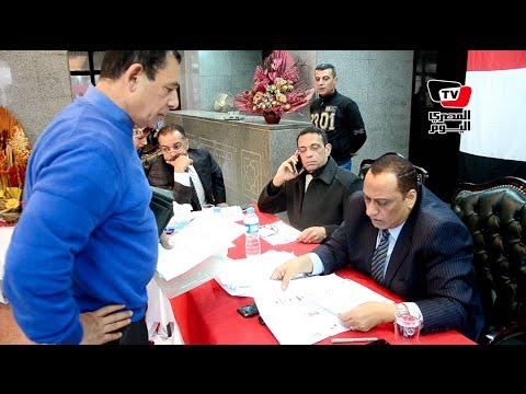 إستمرار تلقي أوراق المرشحين علي مقعد «عكاشة»