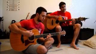 Erman Aydin and Evan Cazes-Montauk (Bayside Cover)