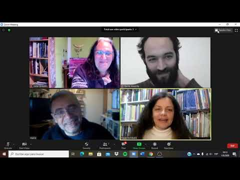 Imagen de Los derechos en las aulas, 4º encuentro: Conversatorio con Paula Bombara y Mario Méndez