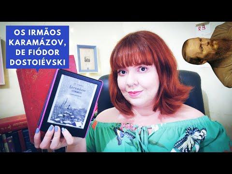 RESENHA: Os Irmãos Karamazov, de Fiódor Dostoievski