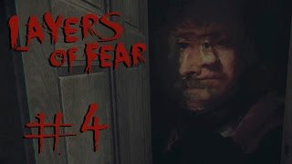 """PAINT"" Layers of Fear - Gameplay Walkthrough (Part 4)"