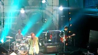 """Beady Eye w/ Liam Gallagher """"Millionaire""""   9:30 Club, Washington,DC December 8, 2011"""