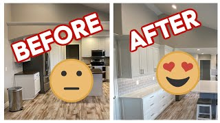 Before And After Kitchen Remodel Tour
